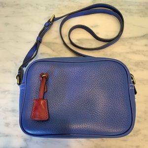 J. Crew Signet Bag in Italian Leather
